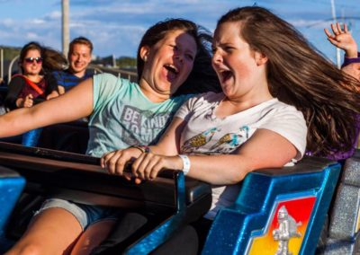 Schedule for East Coast Amusements, NB, NS & PEI, Carnival Midway